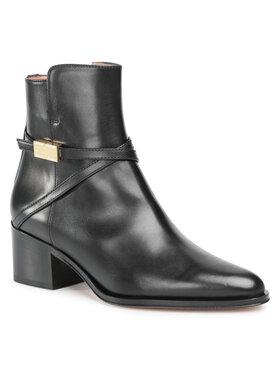 Boss Boss Členková obuv Carine Bootie 50-C 50441582 10212326 01 Čierna