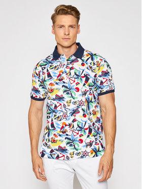 Polo Ralph Lauren Polo Ralph Lauren Polohemd 710835228001 Weiß Custom Slim Fit