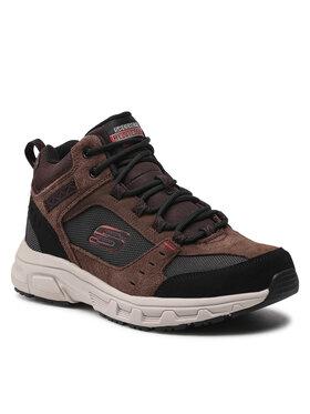 Skechers Skechers Trekingová obuv Ironhide 51895/CHOC Hnedá