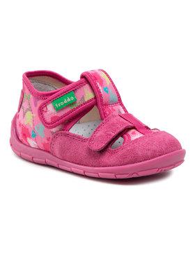 Froddo Froddo Papuče G1700277-1 S Ružová