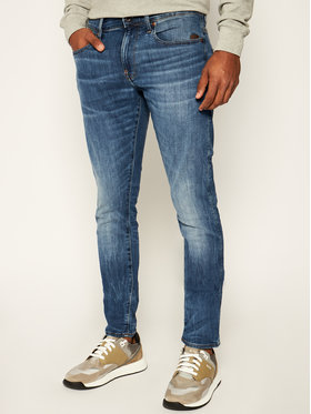G-Star Raw G-Star Raw Дънки Revend 51010-8968-6028 Тъмносин Skinny Fit