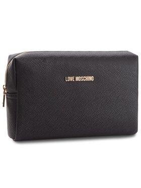 LOVE MOSCHINO LOVE MOSCHINO Kosmetický kufřík JC5390PP06LQ0000 Černá