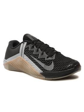 Nike Nike Обувки Metcon 6 CK9388 002 Черен