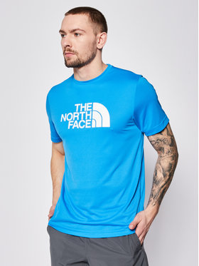 The North Face The North Face Marškinėliai Tanken Tee NF0A3BQ6W8G Mėlyna Regular Fit