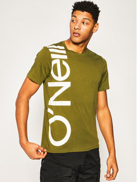 O'Neill Tričko 0A2312 Zelená Regular Fit