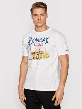 MC2 Saint Barth MC2 Saint Barth T-shirt Skylar SKY0001 MUMH01 Bijela Regular Fit