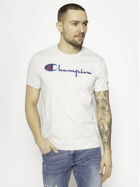 Champion Champion T-Shirt 210972 Šedá Regular Fit