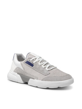 Geox Geox Sneakers U Smoother A U15AFA 01422 C1236 Grau