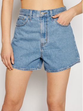 Levi's® Levi's® Szorty jeansowe High 39451-0002 Niebieski Loose Fit