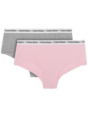 Calvin Klein Underwear Calvin Klein Underwear Комплект 2 чифта боксерки G80G896000 Сив