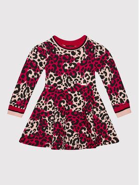Guess Guess Hétköznapi ruha J1BK42 KA6V0 Rózsaszín Regular Fit