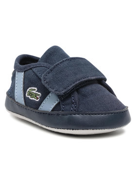 Lacoste Lacoste Обувки Sideline Crib 0120 1 Cub 7-40CUB00017E9 Тъмносин
