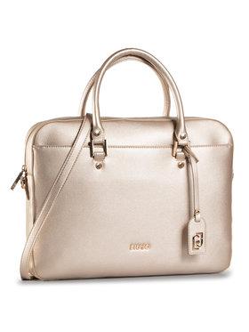 Liu Jo Liu Jo Бизнес чанта Briefcase AF0215 E0087 Златист