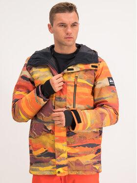 Quiksilver Snowboardová bunda Mission EQYTJ03230 Farebná Modern Fit