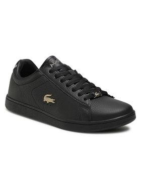 Lacoste Lacoste Sneakersy Carnaby Evo 0721 3 Sma 7-41SMA000602H Čierna