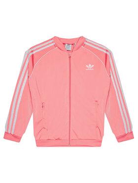adidas adidas Bluză Adicolor Sst GN8450 Roz Regular Fit