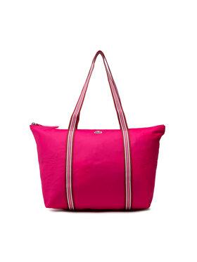 Lacoste Lacoste Сумка L Shopping Bag NF3618YA Рожевий