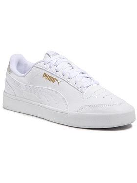 Puma Puma Sneakersy Shuffle Jr 375688 01 Biały