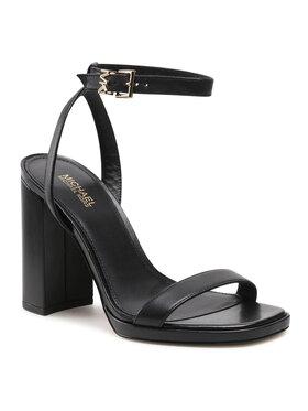 MICHAEL Michael Kors MICHAEL Michael Kors Sandále Angela Ankle Strap 40S1ANHS3L Čierna