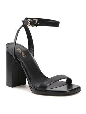 MICHAEL Michael Kors MICHAEL Michael Kors Sandale Angela Ankle Strap 40S1ANHS3L Negru