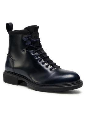 Hugo Hugo Boots Dart Halb 50441125 10227587 Bleu marine