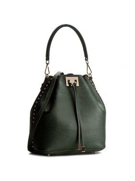 Creole Creole Дамска чанта K10284 Зелен