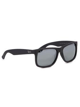 Ray-Ban Ray-Ban Slnečné okuliare Justin 0RB4165 622/6G Čierna