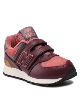 New Balance New Balance Sneakersy PV574X1 Bordowy