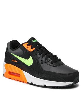 Nike Nike Boty Air Max 90 GS CV9643 001 Černá