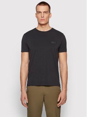 Boss Boss T-shirt Teelux 50448694 Nero Slim Fit