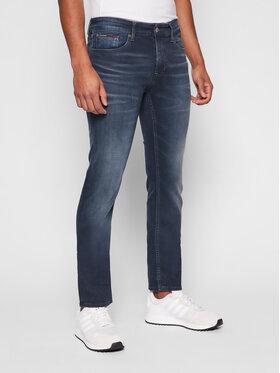 Tommy Jeans Tommy Jeans Дънки Scanton DM0DM09852 Тъмносин Slim Fit