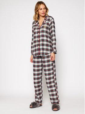 Lauren Ralph Lauren Lauren Ralph Lauren Πιτζάμα 2 Pc Garment ILN92020 Έγχρωμο Regular Fit