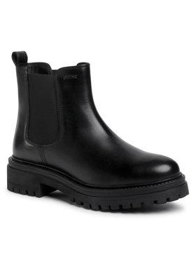 Geox Geox Ορειβατικά παπούτσια D Iridea B D04HRB 00043 C9999 Μαύρο