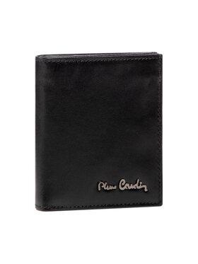 Pierre Cardin Pierre Cardin Malá pánská peněženka Foglio 1812 TILAK51 Černá