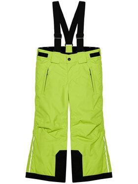 Reima Reima Pantaloni da sci Takeoff 532187 Verde Regular Fit