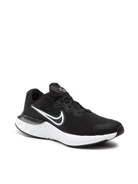 Nike Nike Обувки Renew Run 2 (GS) CW3259 005 Черен