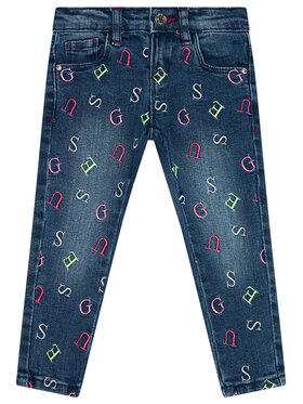 Guess Guess Jeans K1YA03 D4G60 Blau Skinny Fit