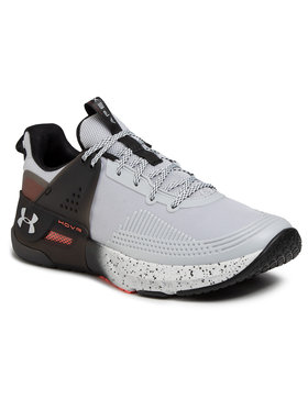 Under Armour Under Armour Boty Ua Hovr Apex 3022206-110 Šedá