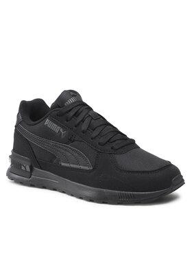 Puma Puma Sneakersy Graviton Jr 381987 01 Czarny