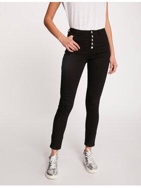 Morgan Morgan Jeans 211-PBLACK Schwarz Skinny Fit