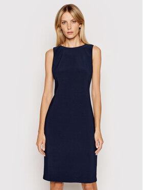 Lauren Ralph Lauren Lauren Ralph Lauren Ежедневна рокля 250782764012 Тъмносин Regular Fit