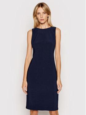 Lauren Ralph Lauren Lauren Ralph Lauren Kleid für den Alltag 250782764012 Dunkelblau Regular Fit