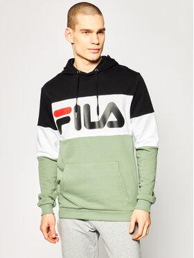 Fila Fila Sweatshirt Night Blocked 688051 Bunt Regular Fit