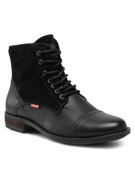 Levi's® Levi's® Csizma Fowler 2.0 (Boots) 232732-1700-59 Fekete