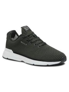 Gant Gant Sneakersy Beeker 22637621 Zelená