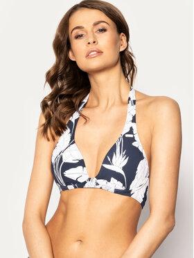 Roxy Roxy Bikini pezzo sopra Printed Beach Classics ERJX304080 Blu scuro