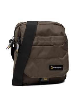National Geographic National Geographic Мъжка чантичка Utility Bag N00703.11 Зелен