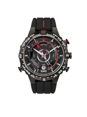 Timex Timex Karóra Intelligent Quartz T2N720 Fekete