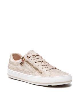 s.Oliver s.Oliver Sneakersy 5-23615-26 Béžová