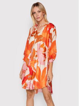 Boss Boss Повсякденна сукня Difloru 50447645 Оранжевий Oversize